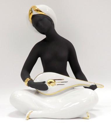 Скульптура Шахерезада №1041 Дулёвский фарфор С746