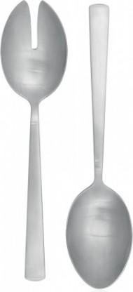 Набор для салата из вилки и ложки, матовая сталь Brabantia 611247