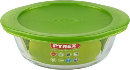 Миска с крышкой Pyrex Cook & Store, 1.1л, 20см 207P000