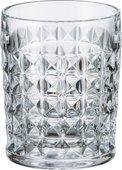 Стаканы для виски Crystalite Bohemia Диаманд, 6шт, 230мл 2KE38/0/99T41/230