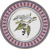 Тарелка декоративная ИФЗ Европейская-2, Черемуха 80.85950.00.1