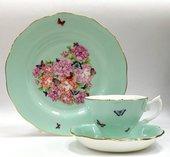 Чайная тройка Счастье, Миранда Керр 3 пр. Royal Albert 40001837