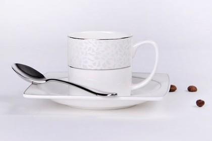 Сервиз кофейный Паради, 6 персон, 12 предм. Top Art Studio LD0718-TA