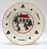 Салатник 16см Рождественская деревенька Masons 40017693