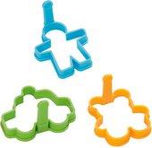 Универсальные формочки для мальчиков Tescoma Delicia Kids 630951.00