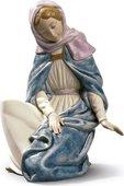 Статуэтка Дева Мария (Virgin Mary), фарфор NAO 02012019