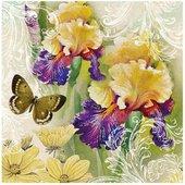 Салфетки Волшебная весна, 33x33, 20шт Paw SDL083700