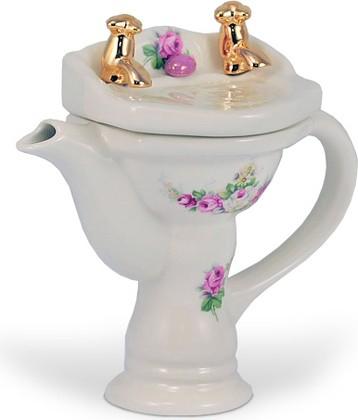 """Чайник заварочный """"Умывальник мини"""" The Teapottery 4466"""