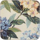 Подставки под чашку Creative Tops Traditional Floral 10.5x10.5, 6шт, пробка C000289