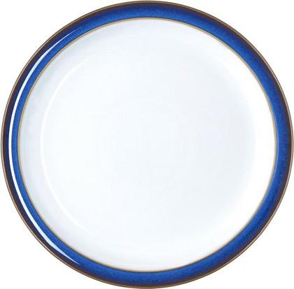 Тарелка Denby Императорский Синий, 22см 001010004