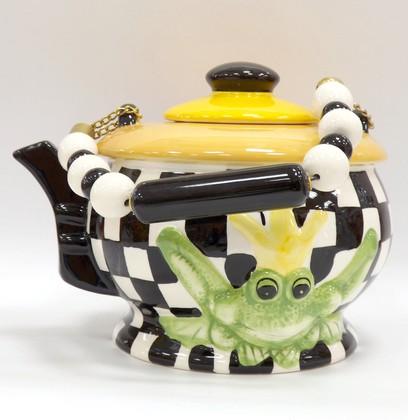 Чайник заварочный Королева шахмат, 16см Jameson & Tailor JT1421
