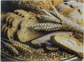 Доска разделочная стеклянная Lesser & Pavey Хлеб, 40x30см LP93368