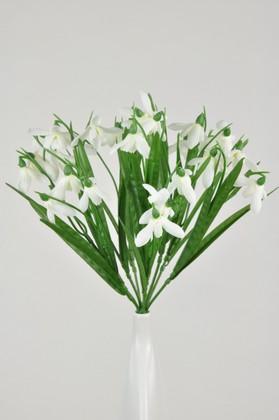 """Цветок искусственный """"Букет подснежников"""" 30см Floralsilk 11645IV"""