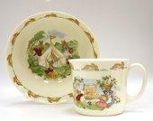 Посуда для малыша Кролики набор из 2-х предметов Royal Doulton ITRABU04257