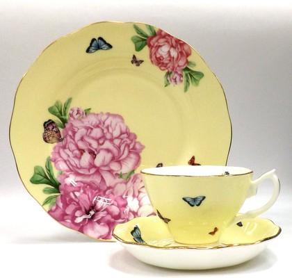 Чайная тройка Веселье, Миранда Керр 3 пр Royal Albert 40001838