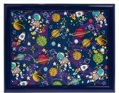 Поднос с подушкой Lesser & Pavey Космонавты 35x28см LP45332