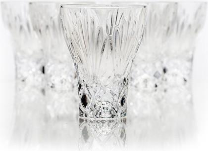 Стопки 60мл, 6шт Эльза Лира Crystalite Bohemia 2KE23/0/99002/060