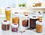 Контейнер для хранения продуктов Leifheit Fresh & Easy, круглый, 2.0л 31204