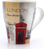 Кружка Новый Лондон, 400мл Leonardo Collection LP19982
