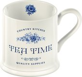 Кружка Кантри Tea Time, 450мл Creative Tops 5159961