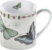 Кружка Винтажные бабочки 300мл Creative Tops 5130579