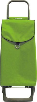 Сумка-тележка хозяйственная зелёный лайм Rolser PEP JOY PEP001lima