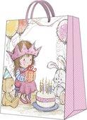 Пакет подарочный Принцесса 30x41x12см Paw AGB1000202