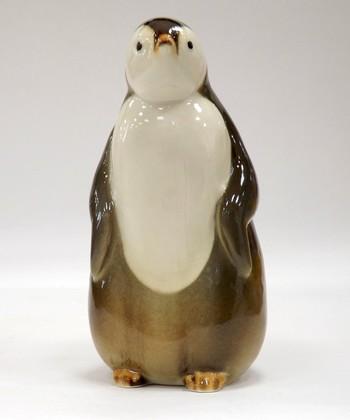 Статуэтка ИФЗ Пингвин N2, фарфор 82.01058.00.1