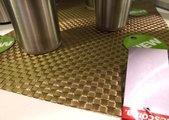 Салфетка сервировочная 45x32см, золотая Tescoma FLAIR SHINE 662065