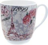 Кружка Парижское кафе, Сассекс, 385мл Just Mugs 38218