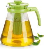 Чайник Tescoma Teo Tone 1.7л с ситечками для заваривания, зелёный 646625.25