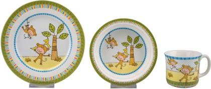 Детский набор Весёлые мартышки 3пр. Top Art Studio SC1063-TA