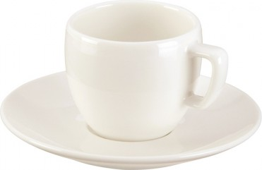 Чашка для эспрессо с блюдцем Tescoma CREMA 387120.00