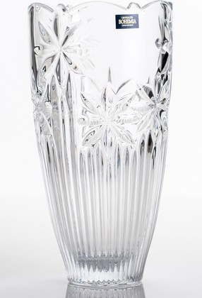 Ваза Crystalite Bohemia Персей 25см 89002/0/99004/250