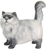 Статуэтка ИФЗ Персидский кот Тафиния, фарфор 82.84949.00.1