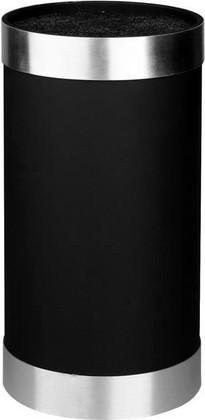 Подставка для ножей круглая чёрная Walmer W080012201