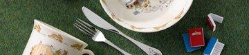 Набор из 3-х предметов Кролики Royal Doulton ITRABU00933
