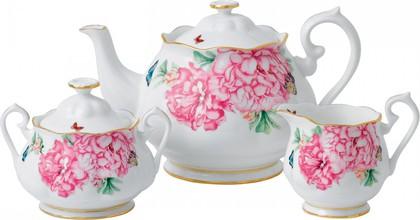 Чайник, сахарница, молочник Миранда Керр Royal Albert 40001821
