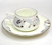 Чайная пара ИФЗ Билибина, Крокус 81.16133.00.1