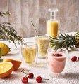 Чаша для десерта Luigi Bormioli Thermic Glass Amber, 240мл, 2шт 11870/01