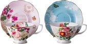Набор чайных пар Top Art Studio Грэйс, 180мл, 2шт SC1068-TA