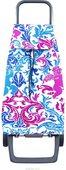 Сумка-тележка Rolser G-Tres, голубой-розовый JET030azul/malva