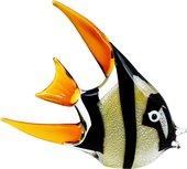 Фигурка стеклянная Top Art Studio Морская бабочка 17x19см ZB2437-TA