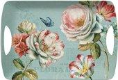 Поднос для сэндвичей Романтичный сад, 47x33см Creative Tops 5169686