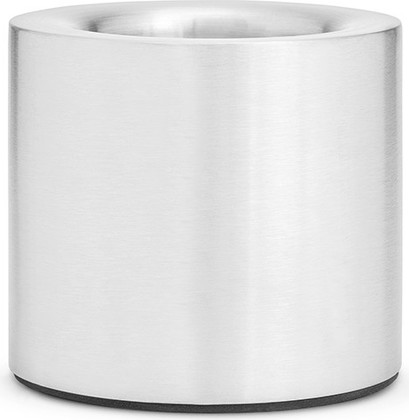 Подсвечник большой, матовая сталь Brabantia 611506