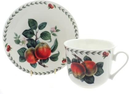 Чайная пара для завтрака Фрукты редаут 500мл Roy Kirkham COREDFR1101