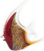 Фигурка стеклянная Top Art Studio Коралловая рыбка 17x19см ZB2435-TA