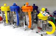 Кофейник с френч-прессом 1.0л, цвет в ассортименте Bodum CAFFETTIERA A1918-XYB-Y15