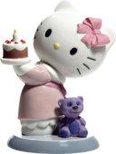 Статуэтка фарфоровая С днём рождения HELLO KITTY! (Happy Birthday!) 12см NAO 02001695