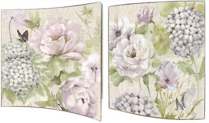 Картина Утончённость 38x38см, пара Top Art Studio WDP1761-TA
